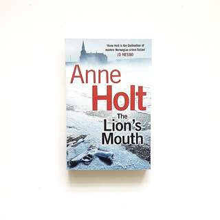 The Lion's Mouth (Anne Holt)