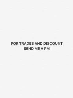 Trades or Discounts
