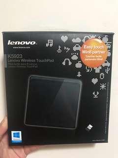 🚚 Lenovo K5923無線滑鼠板