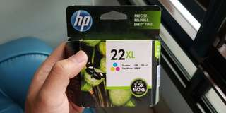 HP 22XL Printer Cartridge