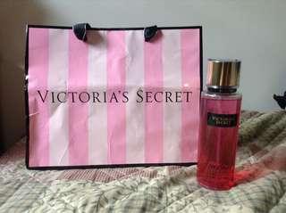 Victoria 's Secret Temptation Fragrance Mist Repriced !!!