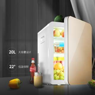 Free Delivery 20L Portable Fridge for Car and Home Use