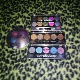 LA colors and Beauty UK (bundle)