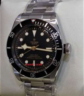Unworn New Tudor Heritage Black Bay 79230 41mm Full Set