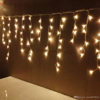 Curtain String Lights from kmart