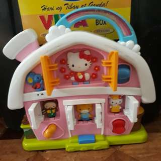 Hello Kitty Musical House Toy
