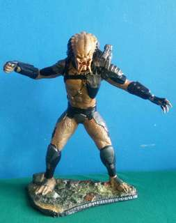 Predator figurine