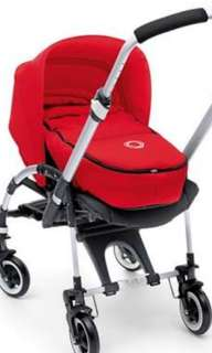 Bugaboo seat liner & bugaboo carrycoat
