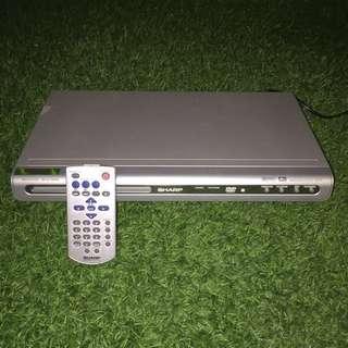 Sharp DVD Player (DV-SL 1000W)