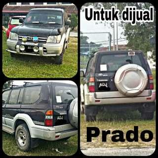 Toyota Prado (2.7cc) Manual