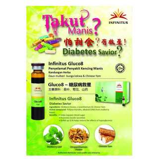 Gluco8 ( 桑唐饮) - A Remedy For Diabetes