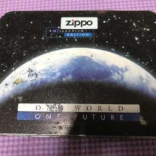 Zippo 千禧火機