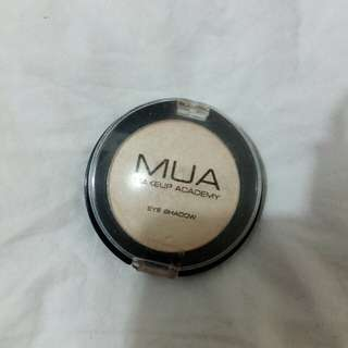 MUA Eye shadow