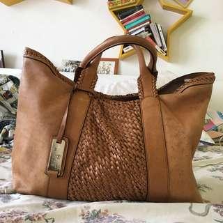 Massimo Dutti Leather bag
