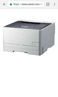 CanonWiFi彩色雷射打印機
