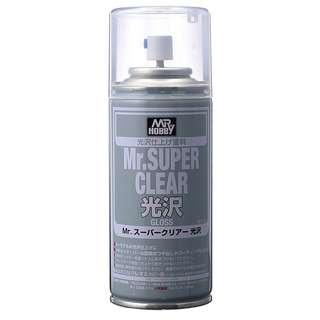 Mr. Super Clear Gloss 170ml