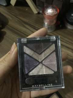 Maybelline eyeshadow pallete