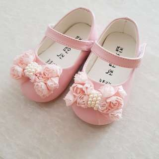 Pink Baby Girl Shoes