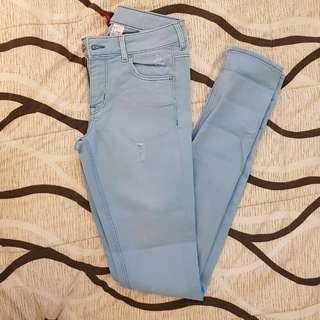 H&M Light Denim pants