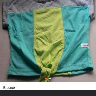 Blouse for toddler