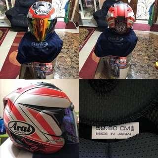 Arai Helmet Nicky Hayden