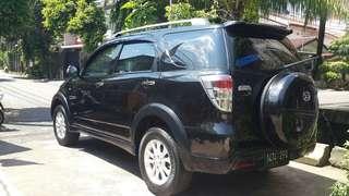 Daihatsu Terios TX manual 2014 facelift