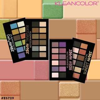 Kleancolor Nude Eyeshadow Collection Palette 100% Original