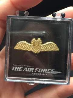 Air Force Collar Pin
