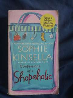 Confession of a Shopaholic by Sophie Kinsella