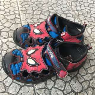 Spider-Man boy's light-up Sandal - Special buy!