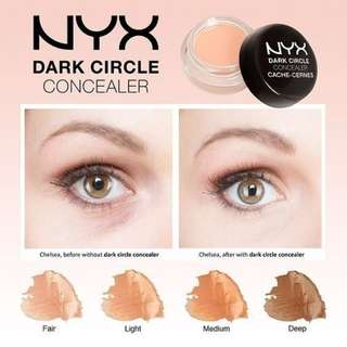 Nyx Dark Circle Concealer Cream New 100% Original