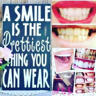 tooth whitening paste order yours now