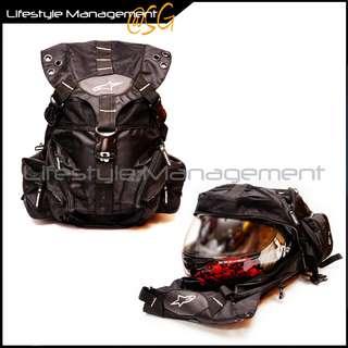 Motorcycle/Bike Multifunctional Helmet Shoulder Bag/Backpack Motorcycles/Bikes