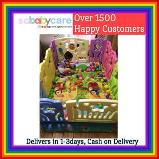 FREE DELIVERY NEW Play Yard