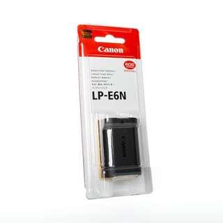 Canon LP-E6N Batteries