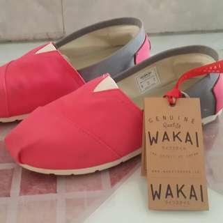Wakai Pink Grey sz. 40