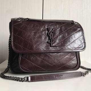 Saint Laurent NIKI Chain (Just look at the price without looking at quality.Please bypass,Tq)