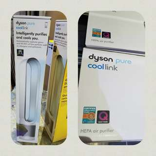 Dyson TP03 二合一風扇空氣清新機 (澳洲版)