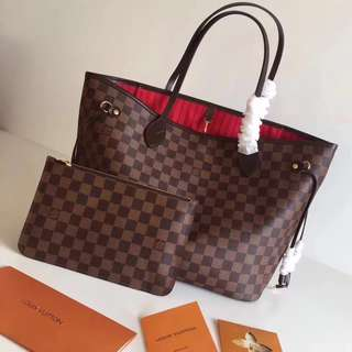 Louis Vuitton Neverfull MM (Just look at the price without looking at quality.Please bypass,Tq)