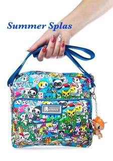 Look for Summer splash crossbody