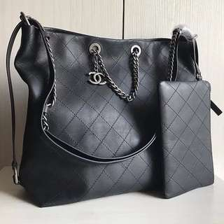 Chanel Hobo Tote Bag (Just look at the price without looking at quality.Please bypass,Tq)