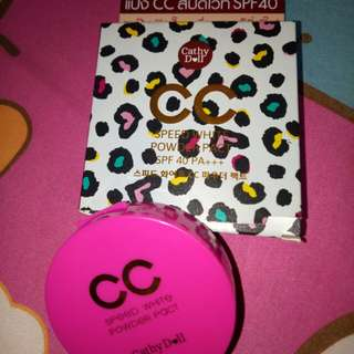 CATHY DOLL Powder Pact