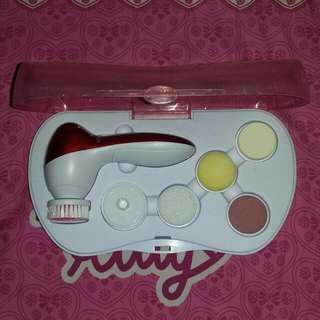cleansing massager beauty device pemijat wajah