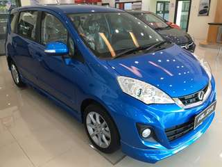 Perodua Alza 1.5 S Auto Special Offer
