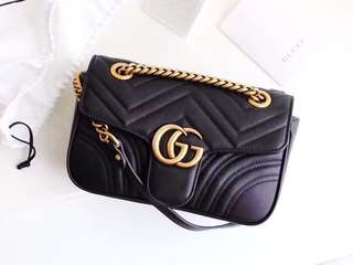 Gucci Marmont Sling Bag (Just look at the price without looking at quality.Please bypass,Tq)