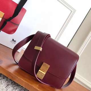 Celine Classic Box Bag (Just look at the price without looking at quality.Please bypass,Tq)