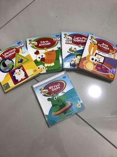 BABY TV CDs