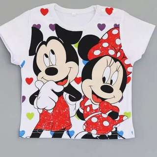 clearance clothes for baby toddler girls or boys couple clothes t shirt cotton material