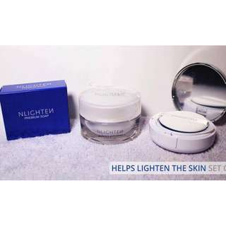 Helps Lighten the Skin Set C
