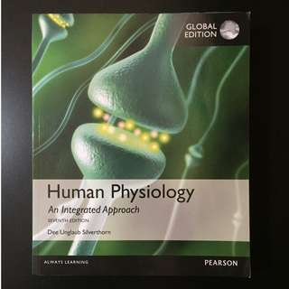 Human Physiology - An Integrated Approach